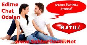 Edirne Chat Odaları